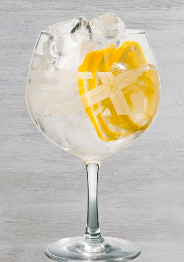 B&T (Beefeater Gin&Tonic)