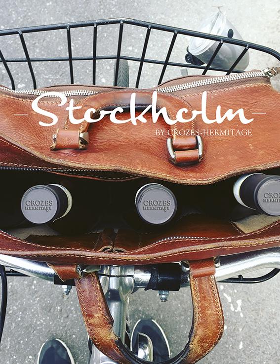 Stockholm by Crozes-Hermitage