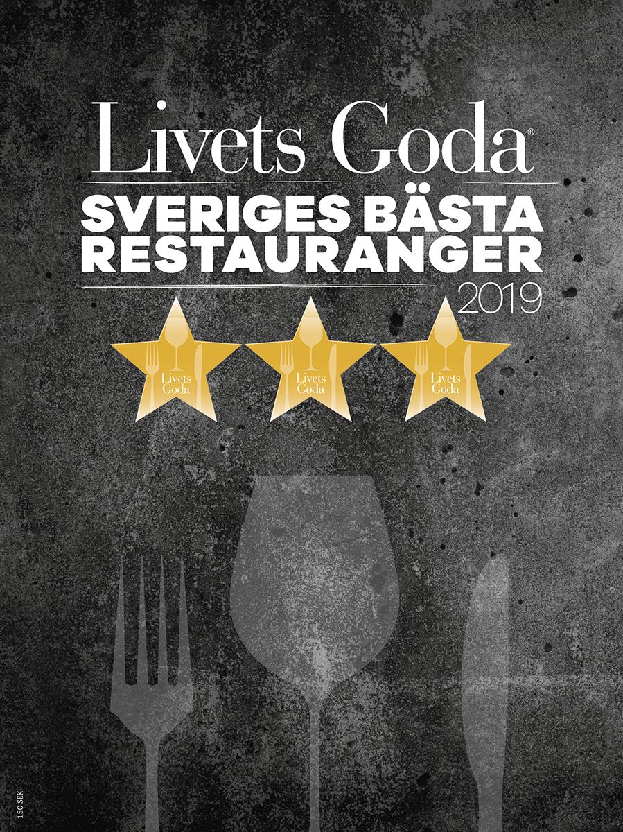 Sveriges Bästa Restauranger 2019