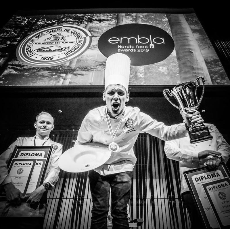 Henric Herbertsson från SK Mat & Människor vann Nordiska ...