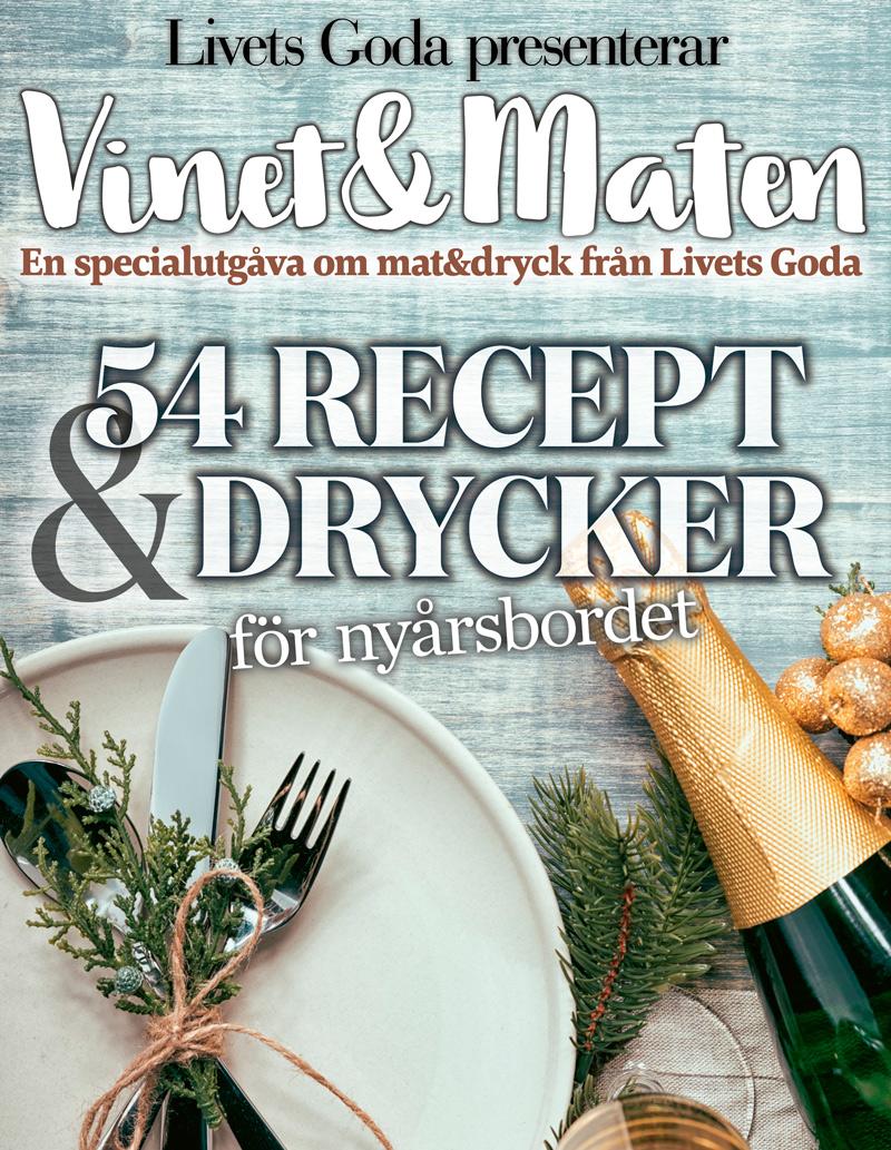Vinet & Maten Nyårsafton
