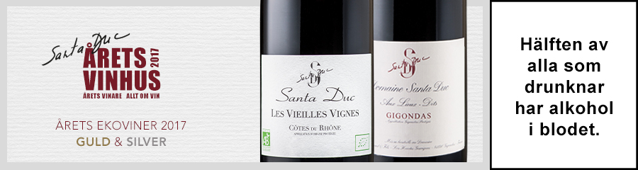 JLV Santa Duc årets vinhus