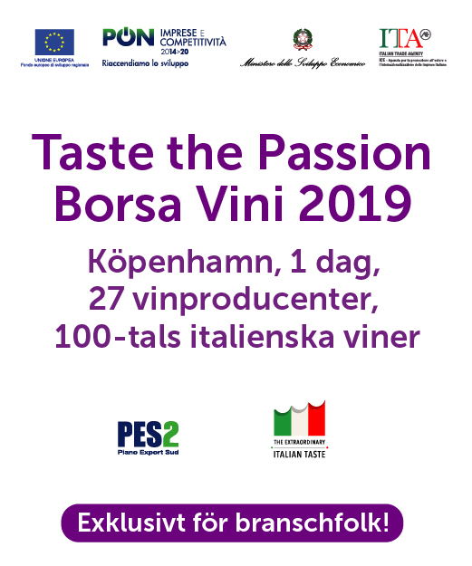 Borsa Vini Köpenhamn