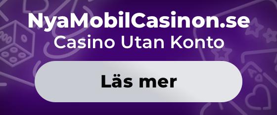 Casino utan konto
