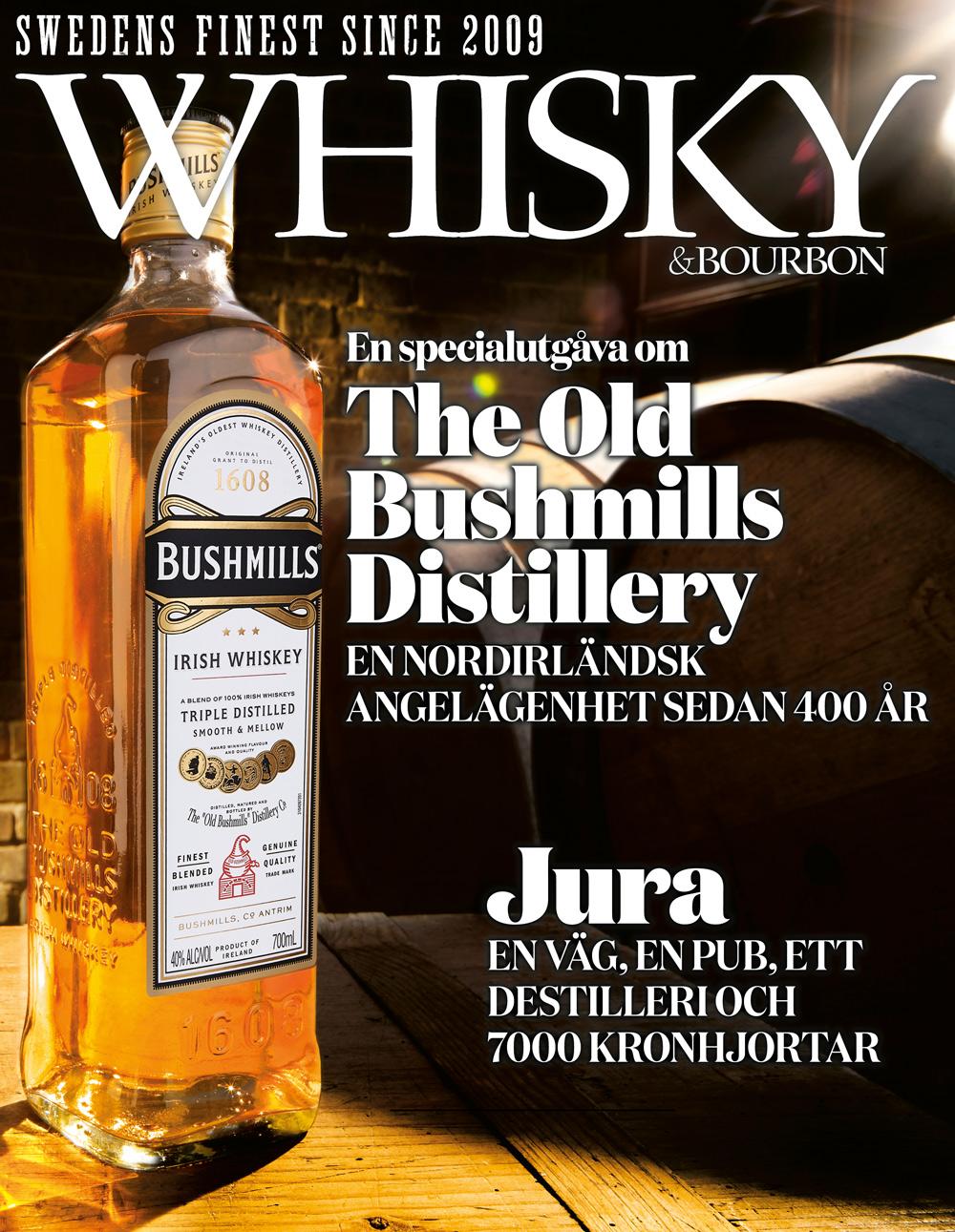 Special: Jura & Bushmills