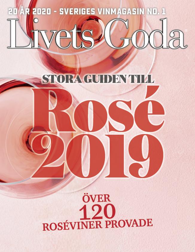 Special: Rosévinerna 2019