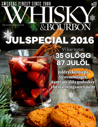 Whisky & Bourbon Julspecial 2016 #33