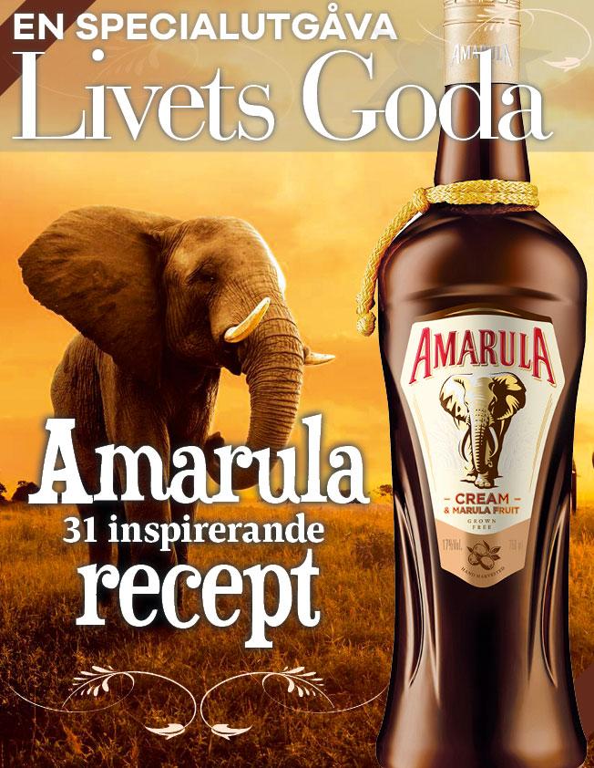 En specialutgåva: Amarula