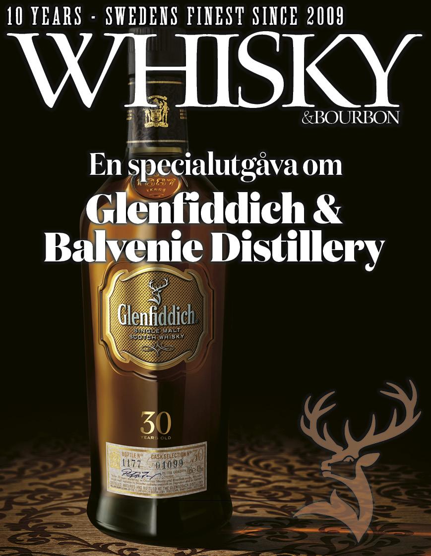 The Glenfiddich & Balvenie - en specialutgåva