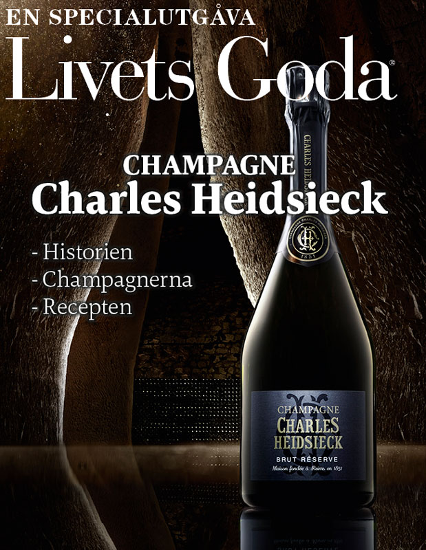 Special: Champagne Charles Heidsieck
