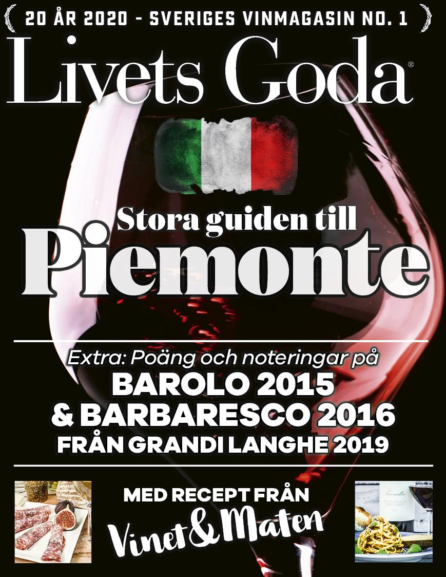 Piemonte - den stora guiden