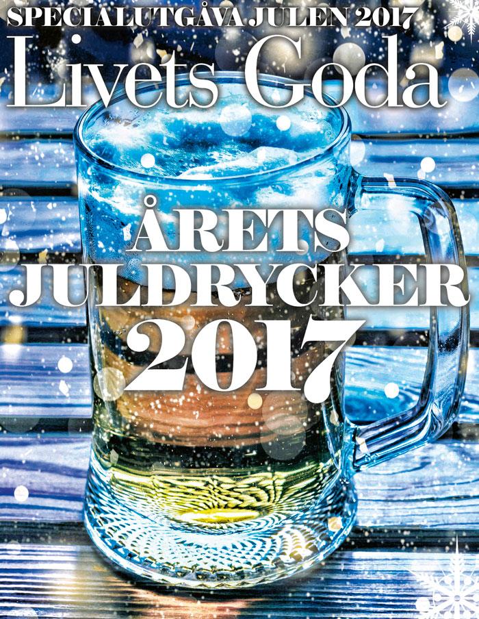 Julspecial: Årets juldrycker 2017