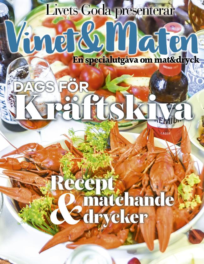 Vinet&Maten Kräftskiva 2018