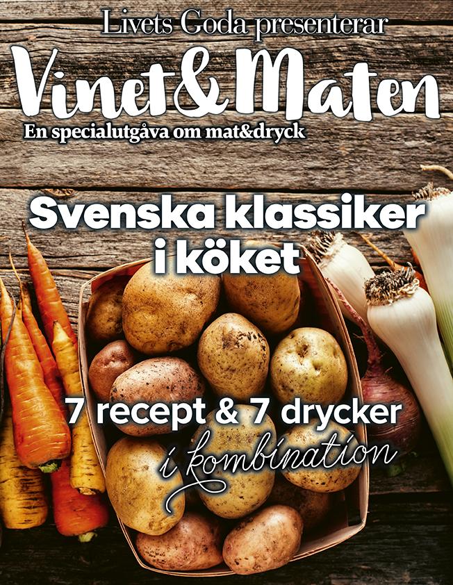 Vinet&Maten: Svenska klassiker