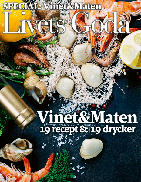 Vinet&Maten Vår/Sommar 2017